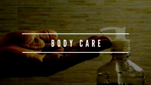List of Body Care products by GenuineProducts.Asia.